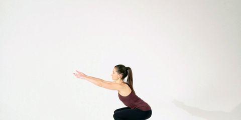 squat jump