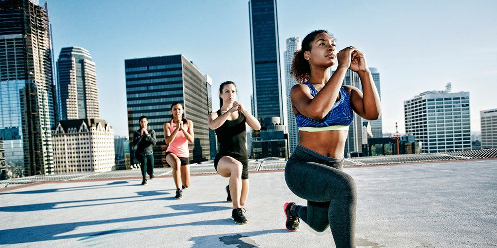 ultimate calorie burning workout