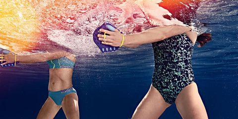 Aquatic strength training workouts