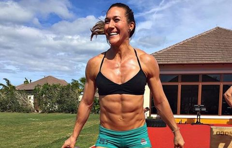 This CrossFit Athlete Just Dropped A Truth Bomb About Before-And