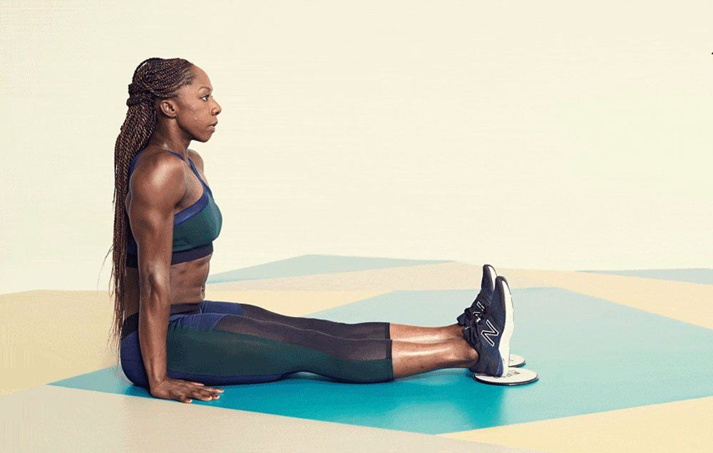 If You Can Do This Abs Exercise For 1 Minute, We'll Be Seriously Impressed