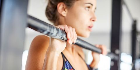 How to do assisted pullups