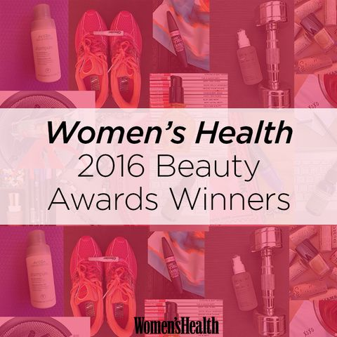 2016 beauty awards winners