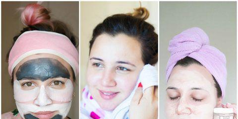 Nicole Kestenbaum skin care routine