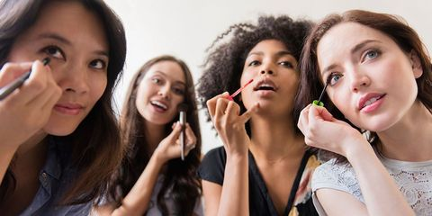 Makeup for every skin tone