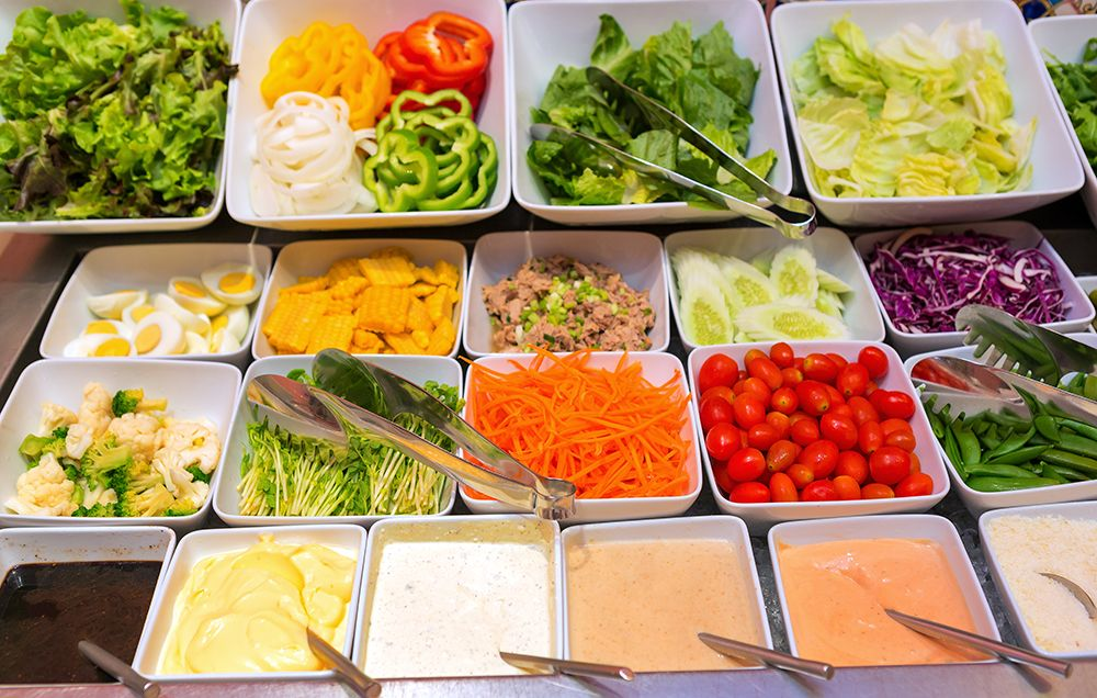 5 Best and 5 Worst Salad Toppings