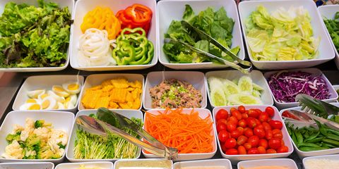 best worst salad toppings