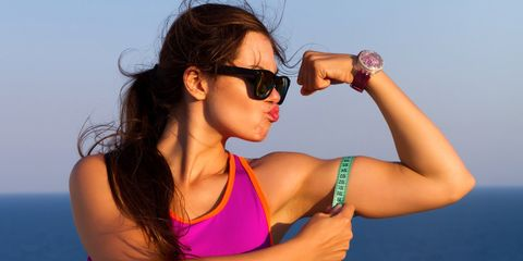 best foods for toned arms