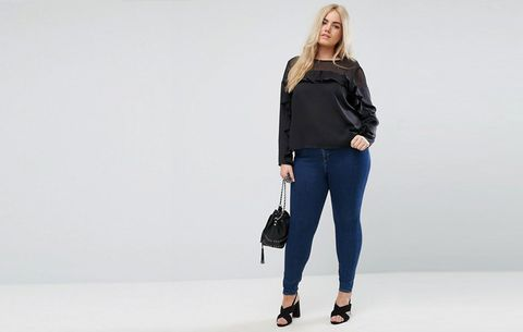 491909da1b54bf The Best High-Waisted Pants For You, According To Your Body Type ...