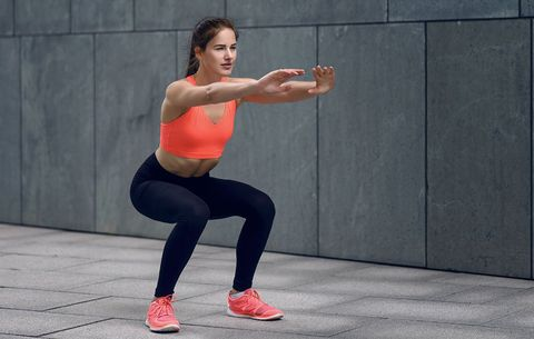 5 Moves That Work Your Butt Without Wrecking Your Knees