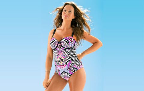 4482b5c1b2 Swim Sexy Mastermind Tiki Underwire Swimsuit. Swim Sexy. One pieces ...