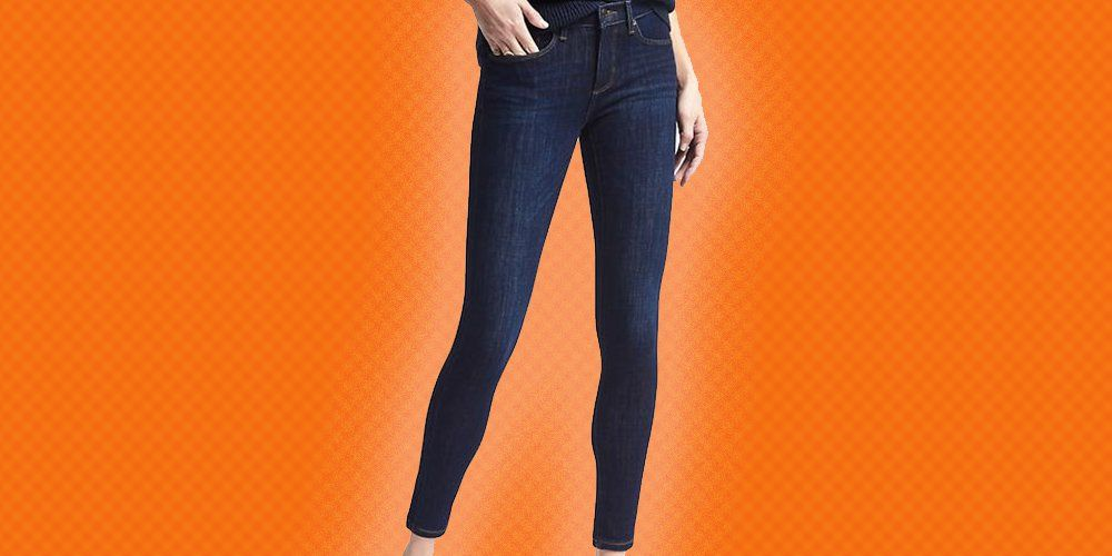 Jeans That Don\'t Stretch Out: 7 Style Editor-Approved ...