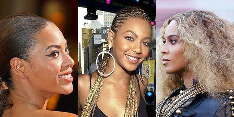 beyonce hairstyles lemonade