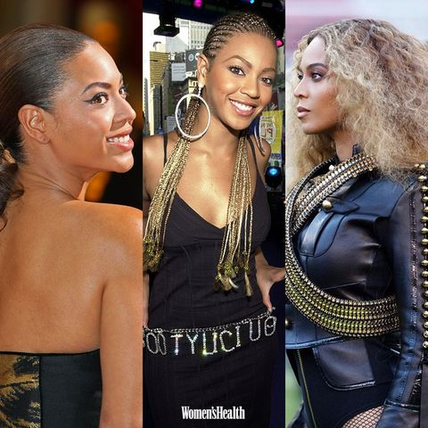 beyonce hairstyles lemonade
