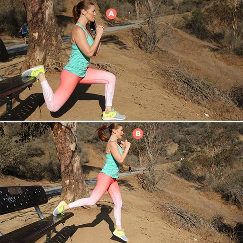 you can do this fatblasting outdoor workout almost