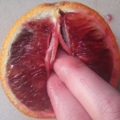 Image result for fruits that look like vagina