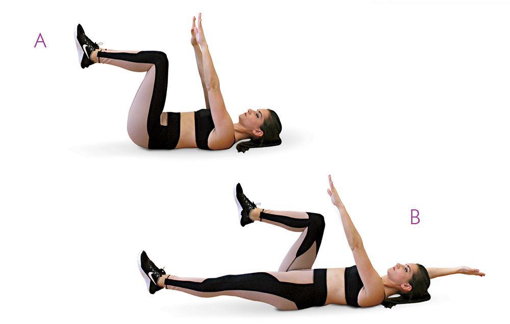 This Super-Simple Move Works Your Abs Like No Other
