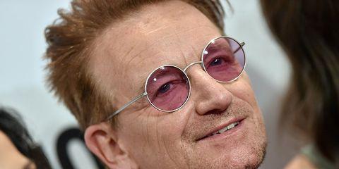 Bono Rolling Stone interview girly music