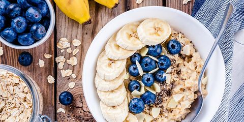 High protein oatmeal ideas