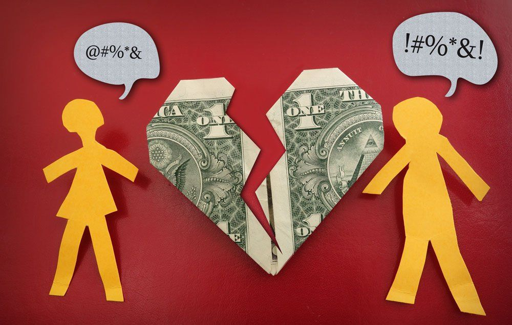 This Is How Much Going Through A Breakup Costs Womens Health