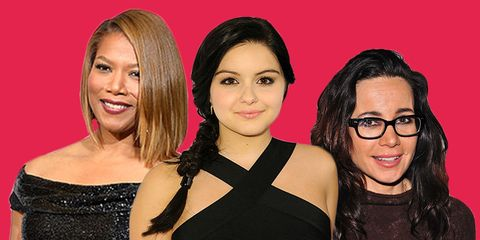 Celebrities who have gotten breast reductions