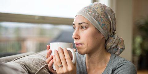 Cancer death rates decreasing