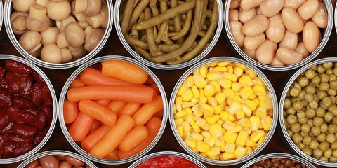 BPA in canned foods how much is safe
