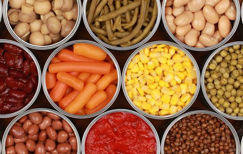 is canned food safe to eat women s health