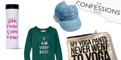Clothes and accessories that describe how you feel