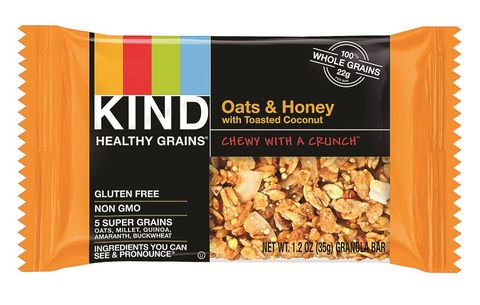 Kind Oats & Honey with Toasted Coconut bar