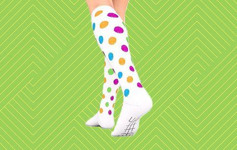 07c455d4fe Compression Socks For Leg Pain Women's Health