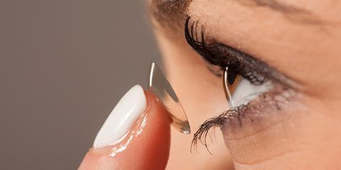 Contact lens health mistakes