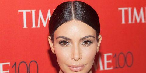 defined cheekbones contouring guide kim kardashian