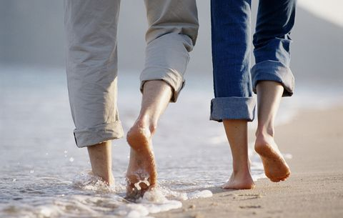 Couple Contracts Hookworm After Walking Barefoot On Punta