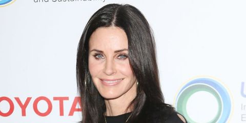 courteney cox facial fillers injections dissolved