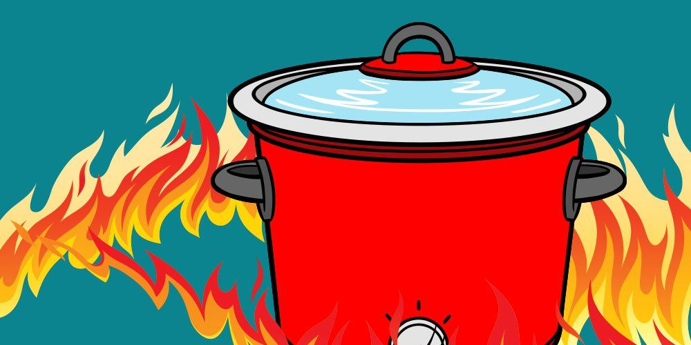 this is us crock pot fire