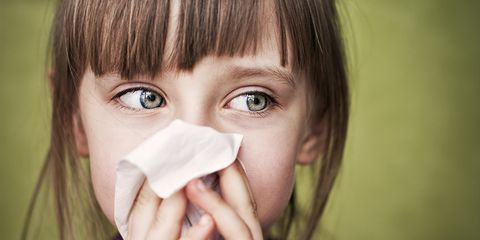 Croup in toddlers