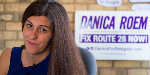 Danica Roem First Openly Transgender State Lawmaker