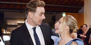 Dax Shepard and Kristen Bell mastitis