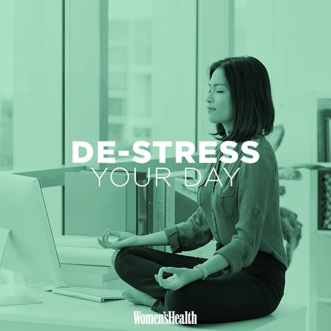 de stress your day