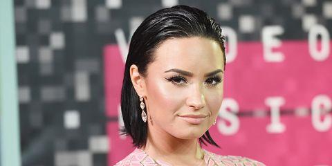 Demi Lovato reveals when she hit rock bottom