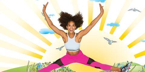 Strength training plan for spring