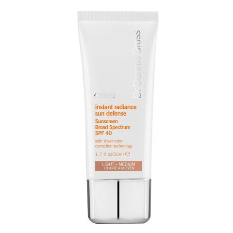 Dr. Dennis Gross Skincare Instant Radiance Sun Defense SPF 40