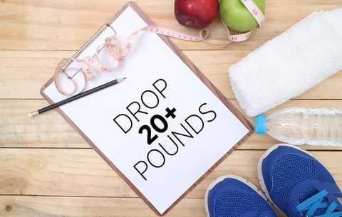 7 Changes to Make if You Want to Lose 20 Pounds or More