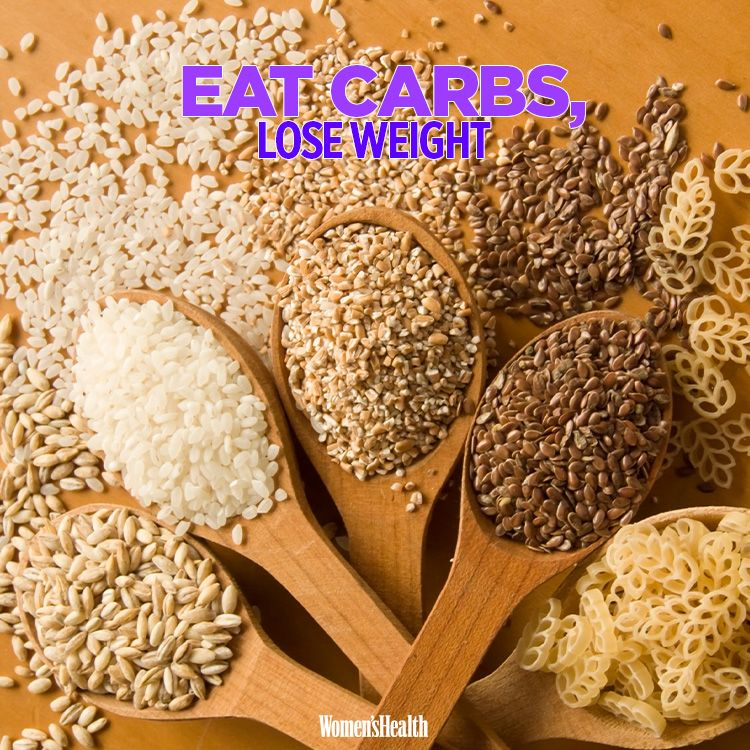 How You Can Load Up on Carbs and Still Drop Pounds