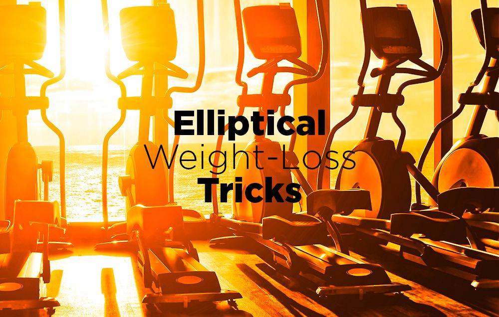 Can working out on an elliptical help you lose weight