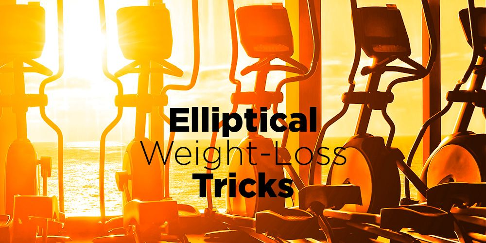 6 Elliptical Hacks That Can Help You Shed More Pounds