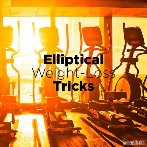 elliptical weight loss