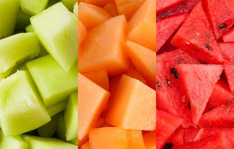 Cantaloupe And Watermelon Nutrition Women S Health The honeydew melon is another group of melons. cantaloupe and watermelon nutrition