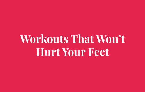 Workouts That Won't Hurt Your Feet